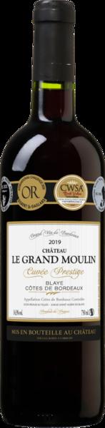 Château Le Grand Moulin - Blaye Côtes de Bordeaux - Frankrijk